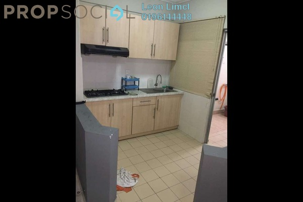 For Rent Condominium at Koi Tropika, Puchong Freehold Semi Furnished 2R/1B 1.1k