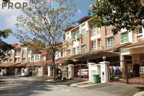 For Sale Terrace at LeVenue, Desa ParkCity Freehold Semi Furnished 5R/6B 1.9m