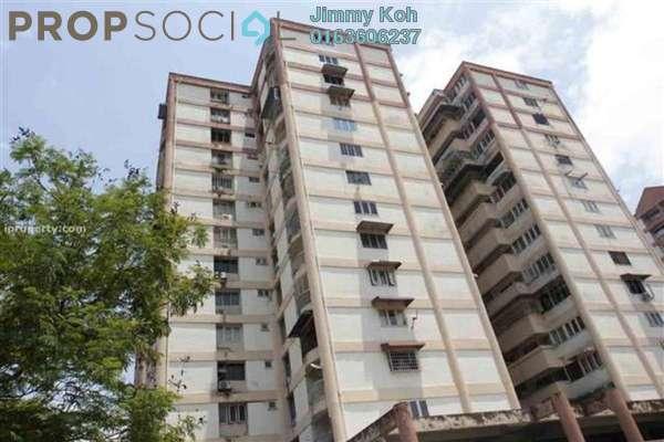 For Rent Condominium at Grandeur Tower, Pandan Indah Freehold Semi Furnished 3R/2B 1.2k