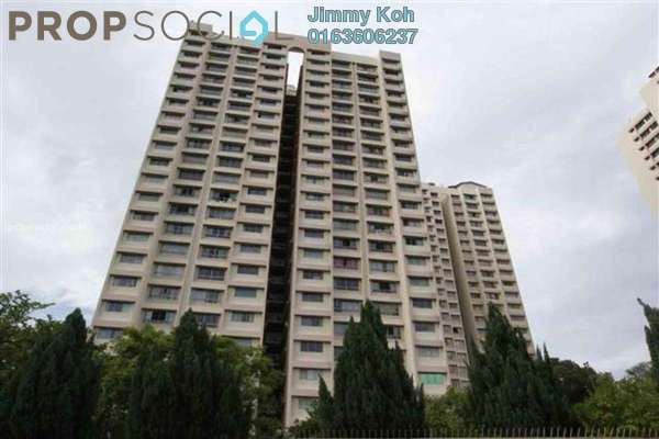 For Rent Condominium at OG Heights, Old Klang Road Freehold Fully Furnished 3R/2B 1.2k