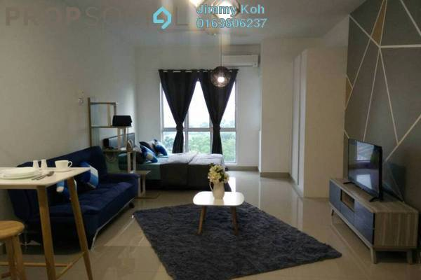 For Rent Condominium at Galleria, Equine Park Freehold Fully Furnished 0R/1B 1.1k