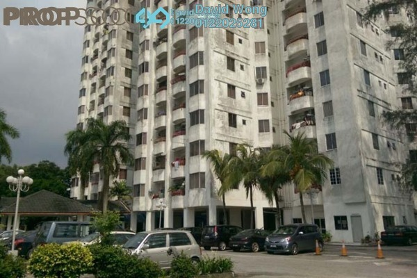 For Rent Condominium at Mewah Court, Kajang Freehold Semi Furnished 3R/2B 1k