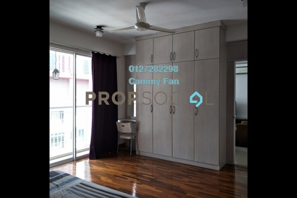 For Rent SoHo/Studio at Ritze Perdana 2, Damansara Perdana Freehold Fully Furnished 1R/1B 1.8k