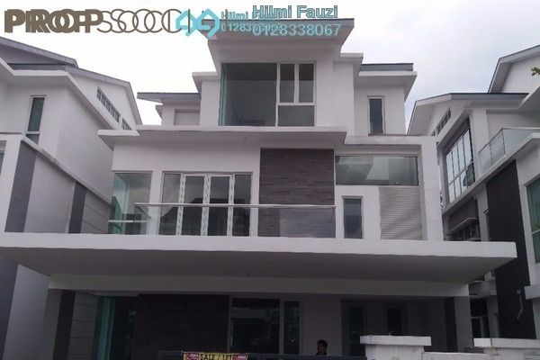 For Sale Bungalow at Damaisari, Wangsa Maju Freehold Unfurnished 7R/7B 2.9m