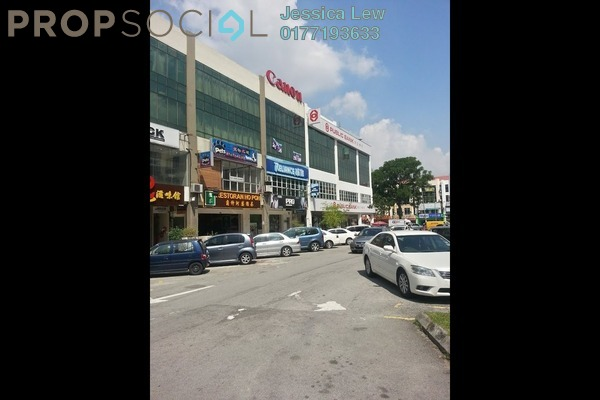 For Sale Shop at Puteri 2, Bandar Puteri Puchong Freehold Unfurnished 0R/2B 3.25m