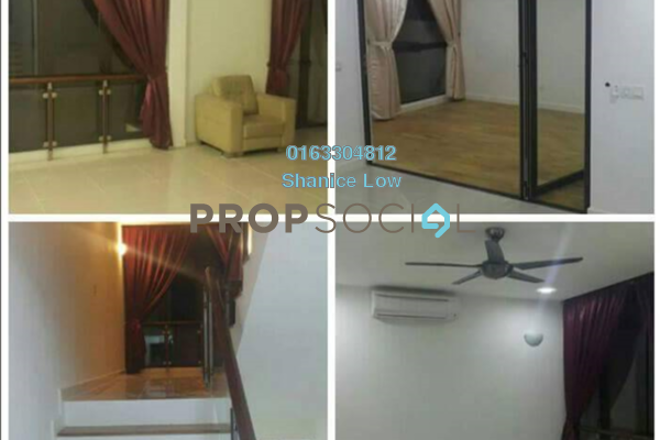 For Rent Terrace at Symphony Hills, Cyberjaya Freehold Semi Furnished 5R/3B 3.4k
