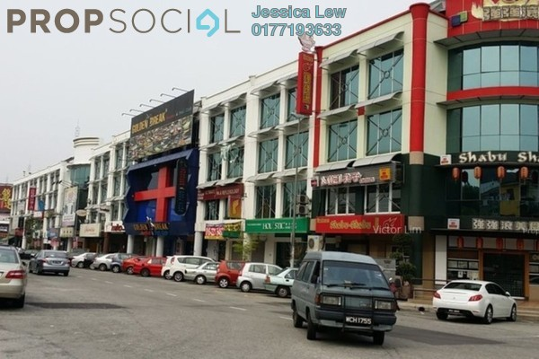 For Sale Shop at Puteri 1, Bandar Puteri Puchong Freehold Unfurnished 0R/2B 3.9m