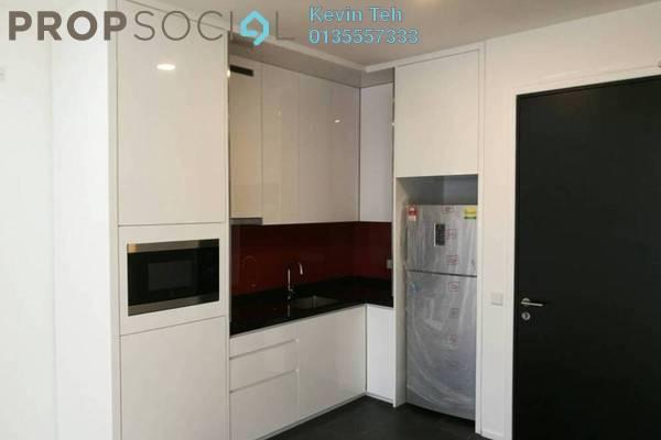 For Rent Condominium at Arcoris, Mont Kiara Freehold Semi Furnished 1R/1B 2.5k