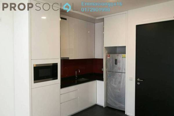 For Rent SoHo/Studio at Arcoris, Mont Kiara Freehold Semi Furnished 1R/1B 2.5k