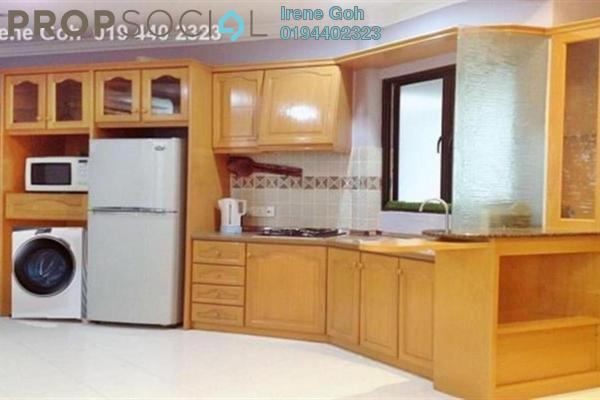 For Rent Apartment at Pearlvue Heights, Tanjung Tokong Freehold Fully Furnished 2R/2B 1.4k