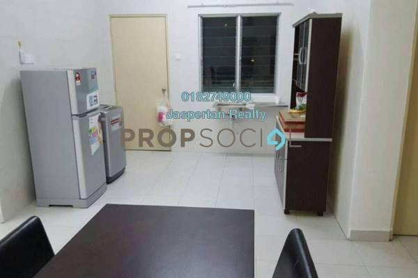 For Rent Condominium at South Bayu Residences, Putra Nilai Freehold Fully Furnished 3R/2B 1.4k