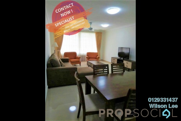 For Sale Condominium at Mont Kiara Pelangi, Mont Kiara Freehold Fully Furnished 3R/2B 930k
