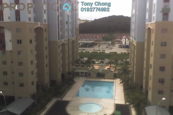 For Sale Apartment at Aliran Damai, Cheras South Freehold Fully Furnished 3R/2B 360k