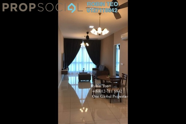 For Rent Condominium at Setia Sky 88, Johor Bahru Freehold Fully Furnished 1R/2B 2.3k