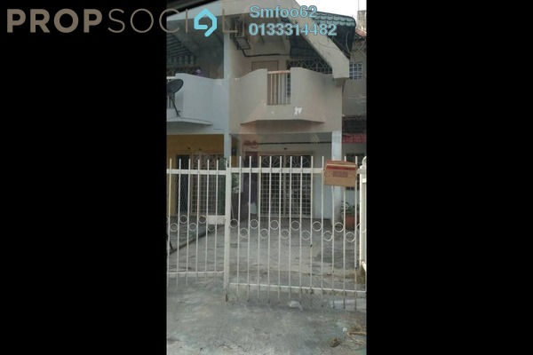 For Rent Terrace at Taman Sri Gombak, Batu Caves Freehold Semi Furnished 3R/2B 1.2k