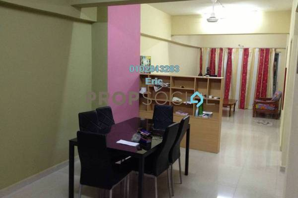 For Sale Condominium at Kepong Central Condominium, Kepong Freehold Fully Furnished 3R/2B 300k