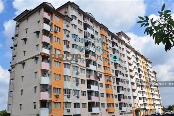 For Sale Apartment at Perdana Impian Apartment, Kajang Leasehold Unfurnished 3R/2B 243k