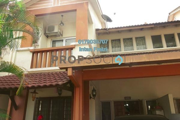 For Sale Terrace at Bukit Jelutong Timur, Bukit Jelutong Freehold Semi Furnished 4R/3B 780k