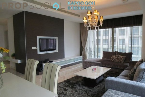 For Sale Condominium at Kuchai Avenue, Kuchai Lama Freehold Fully Furnished 3R/2B 520k
