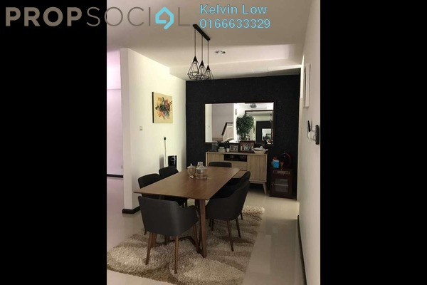 For Sale Townhouse at Mutiara Tropicana, Tropicana Freehold Semi Furnished 3R/3B 880k