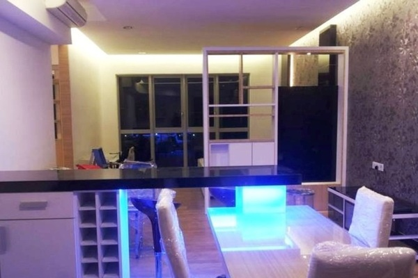 For Rent Condominium at Regalia, Putra Freehold Fully Furnished 3R/3B 3k