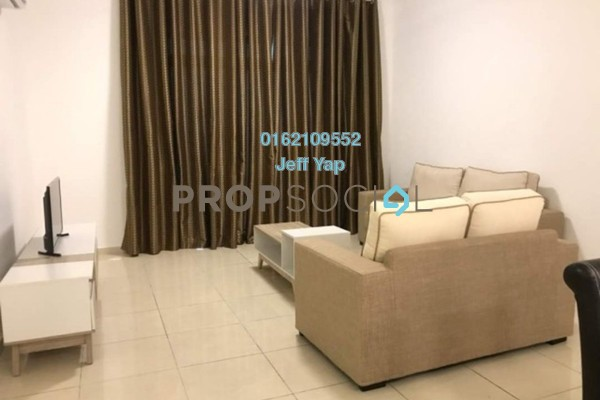 For Rent Apartment at Sky Breeze, Bukit Indah Freehold Fully Furnished 4R/3B 3.4k
