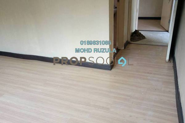 For Sale Apartment at Sri Melor Apartment, Ukay Freehold Unfurnished 3R/2B 250k
