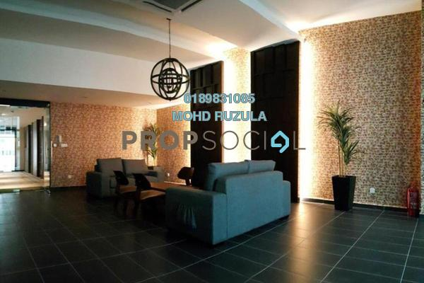 For Sale Condominium at D'Suria Condominium, Ampang Freehold Semi Furnished 4R/3B 780k