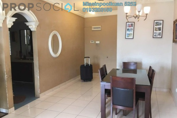 For Rent Apartment at Menara Orkid, Sentul Freehold Fully Furnished 3R/2B 2.1k