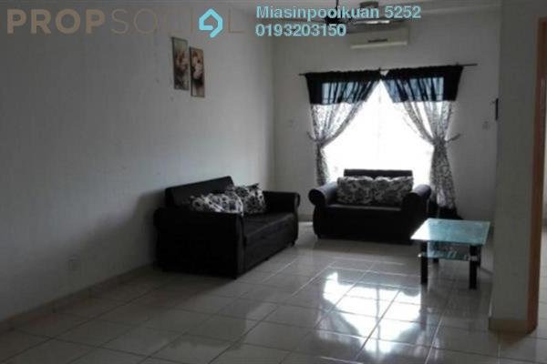 For Rent Apartment at Mewah Court, Green Lane Freehold Fully Furnished 3R/2B 1.4k