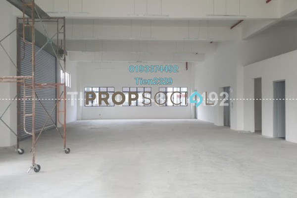 For Rent Factory at Sinar Meranti Technology Park, Puchong Freehold Semi Furnished 5R/6B 23k