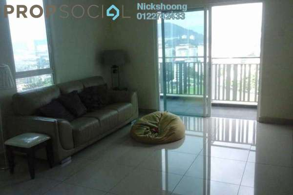 For Sale Condominium at The Loft @ ZetaPark, Setapak Leasehold Semi Furnished 3R/2B 730k