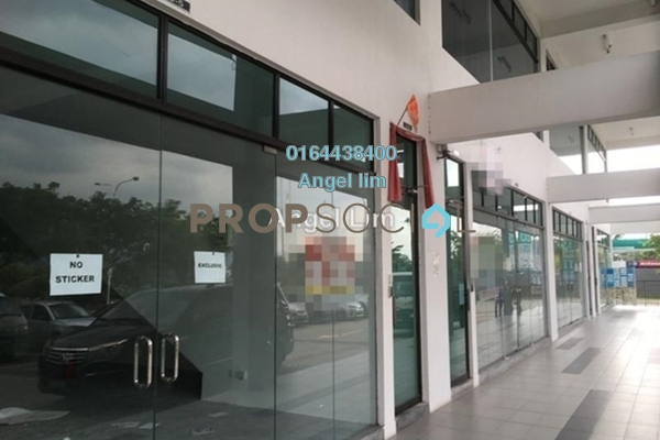 For Rent Office at Astana Putra, Bukit Rahman Putra Freehold Semi Furnished 0R/0B 2k