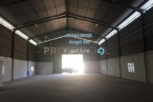 For Rent Factory at Kampung Sungai Buloh, Sungai Siput Freehold Semi Furnished 0R/0B 16k