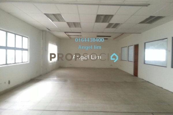For Sale Factory at Pekan Sungai Buloh, Selangor Freehold Semi Furnished 0R/0B 18m