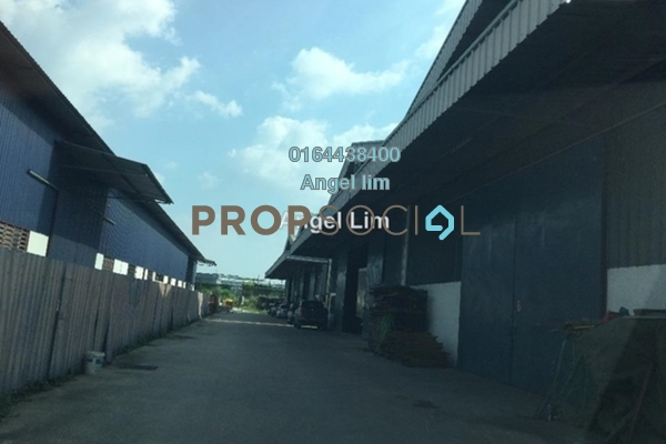 For Rent Factory at Kampung Sungai Buloh, Sungai Siput Freehold Semi Furnished 0R/0B 4k