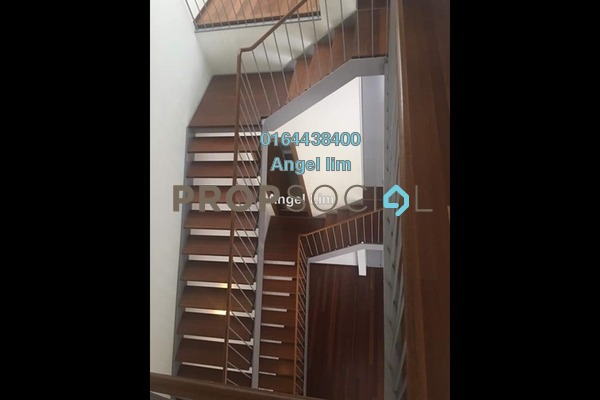 For Sale Condominium at Iringan Hijau, Ampang Hilir Freehold Semi Furnished 4R/5B 4.78m