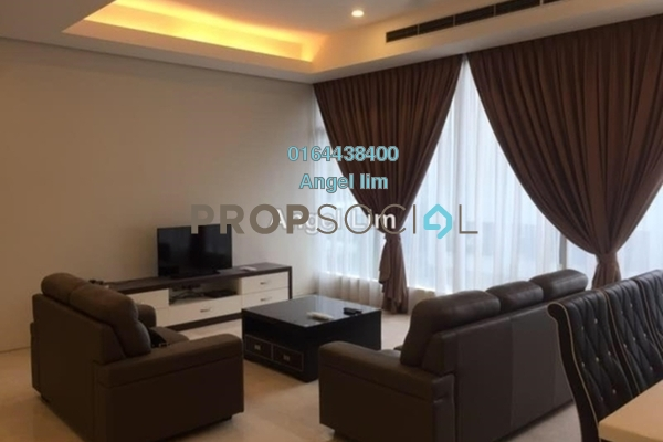 For Rent Condominium at Vipod Suites, KLCC Freehold Fully Furnished 2R/2B 5k