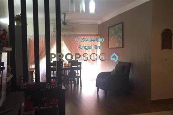 For Sale Condominium at Astana Putra, Bukit Rahman Putra Freehold Semi Furnished 3R/2B 450k