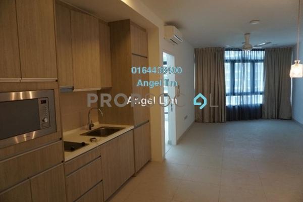 For Sale Condominium at AraGreens Residences, Ara Damansara Freehold Semi Furnished 2R/1B 650k