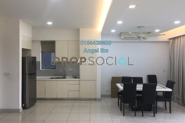 For Sale Condominium at The Westside One, Desa ParkCity Freehold Semi Furnished 3R/3B 1.35m