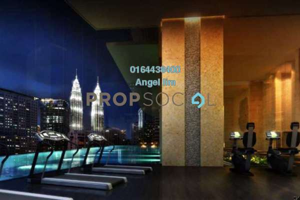 For Rent Condominium at Banyan Tree, KLCC Freehold Semi Furnished 2R/2B 5k