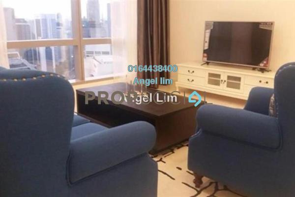 For Rent Condominium at Banyan Tree, KLCC Freehold Fully Furnished 1R/2B 8k