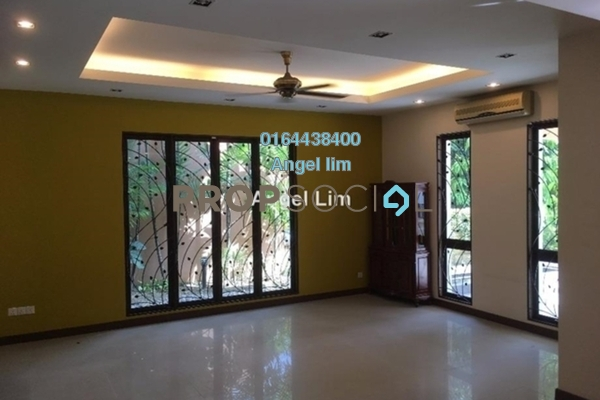 For Rent Bungalow at BRP 6, Bukit Rahman Putra Freehold Semi Furnished 6R/5B 3k