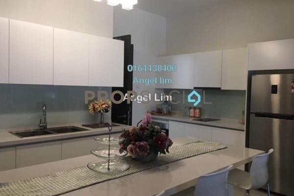 For Rent Apartment at 16 Quartz, Melawati Freehold Semi Furnished 3R/4B 3.2k