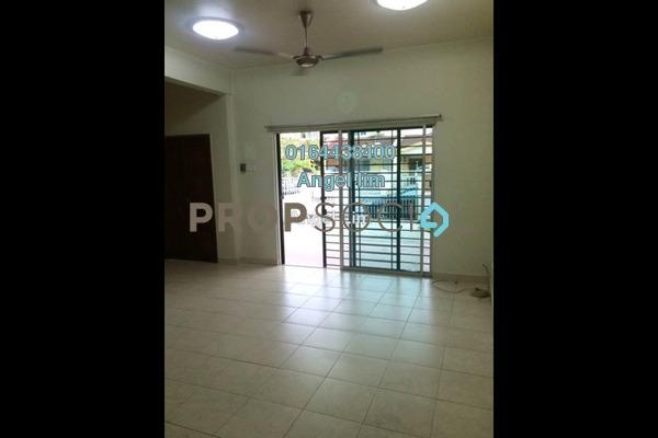 For Sale Terrace at Bandar Saujana Utama, Sungai Buloh Freehold Semi Furnished 4R/3B 400k