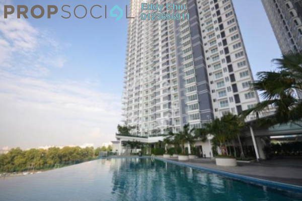 For Rent Condominium at Southbank Residence, Old Klang Road Freehold Semi Furnished 2R/2B 2k