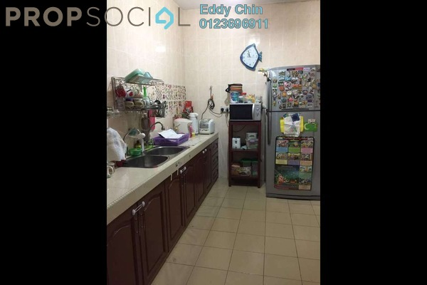 For Sale Terrace at Taman Desa Bukit Cahaya, Cheras South Freehold Semi Furnished 4R/3B 590k