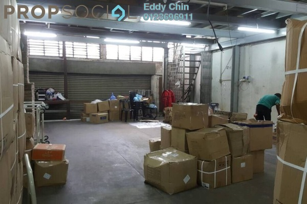 For Sale Factory at Metro Prima, Kepong Leasehold Semi Furnished 0R/0B 1.85m