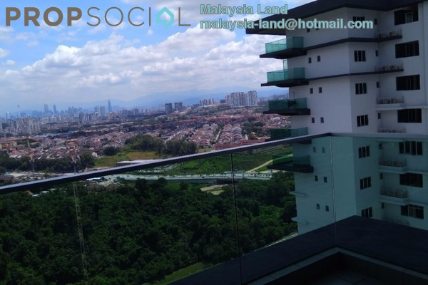 For Rent Condominium at Kiara Residence 2, Bukit Jalil Freehold Semi Furnished 4R/3B 1.79k